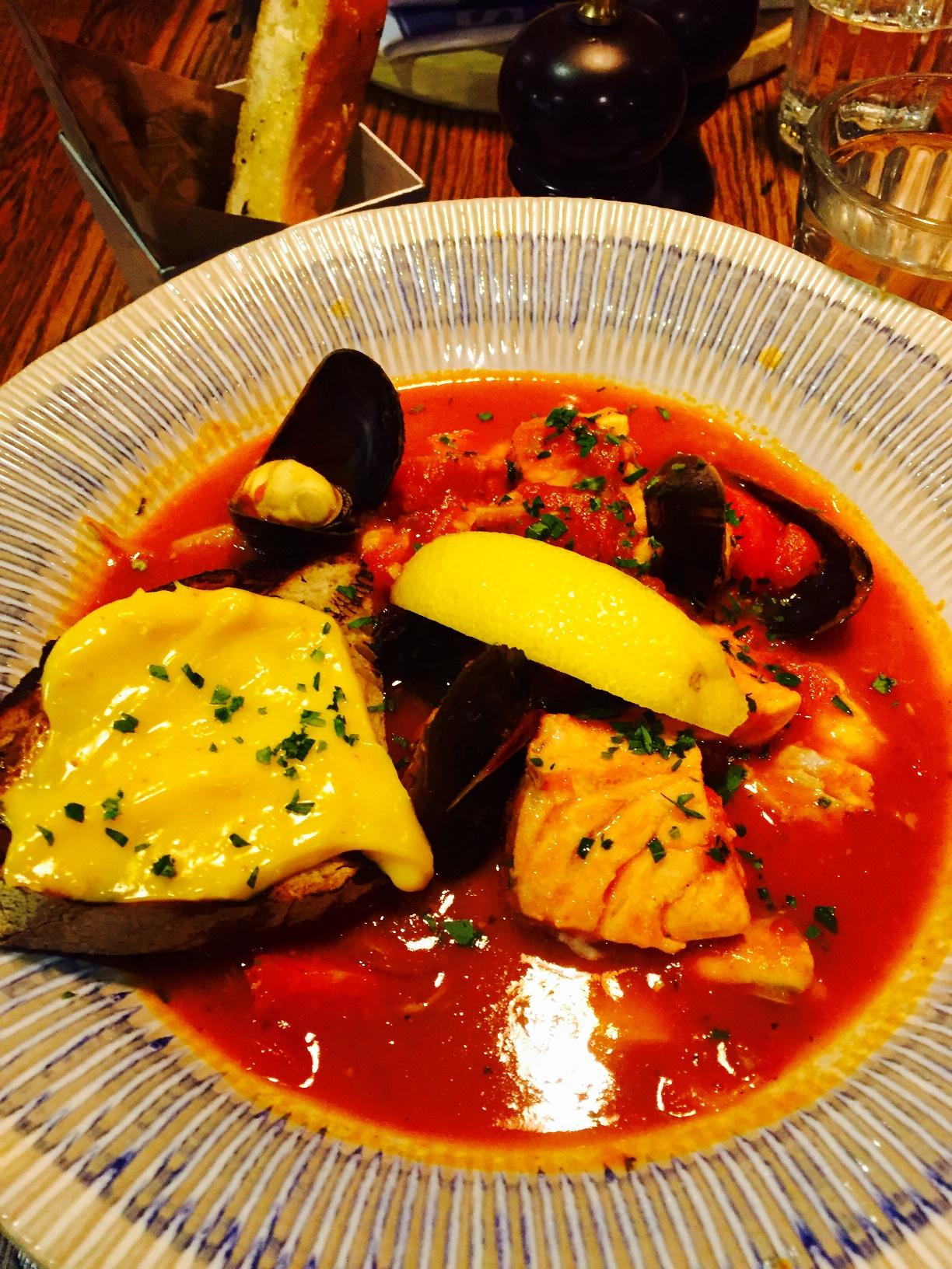 Jamie Oliver fiskgryta