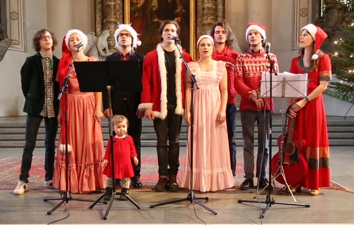 Barnen Blad i Klara